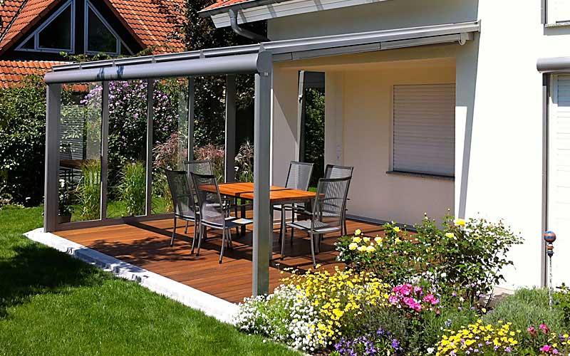 Wintergarten Heilbronn die ganze welt der terrassendächer terrassenüberdachungen vil