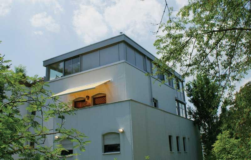 Flachdach Wintergarten aktuelle und besondere wintergarten projekte vil wintergärten in